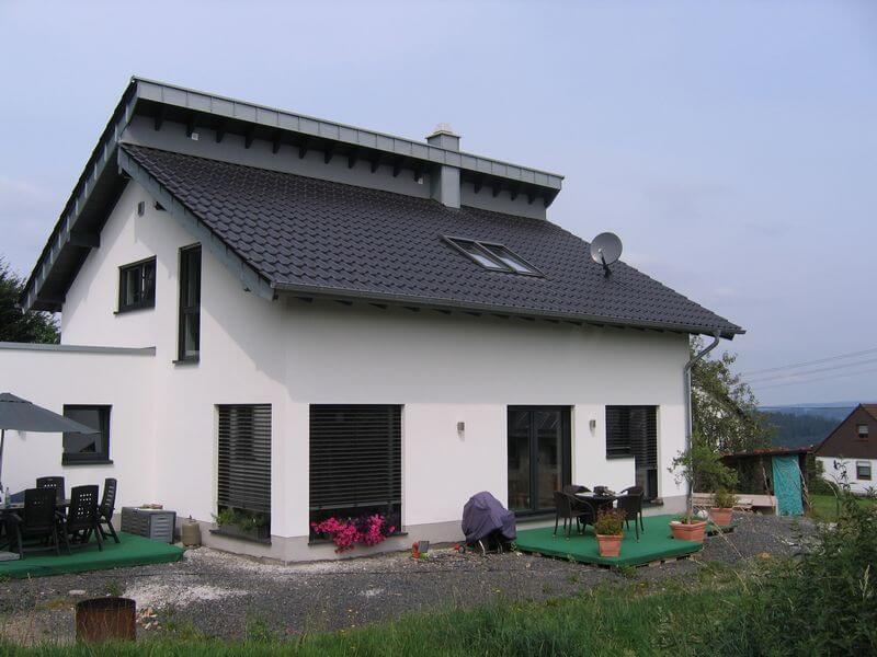 Architektenhaus nach Wunsch
